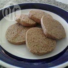Biscoitos de canela @ allrecipes.com.br