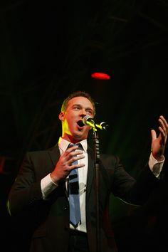 Russell Watson Photo - Robbie Williams Turns On Blackpool Illuminations