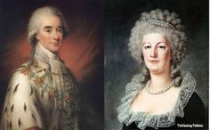 Many people have heard about the reputed love affair between Marie Antoinette and the Swedish Count, Axel von Fersen, but few realize that the pair maintained regular correspondence throughout the royal family's captivity in the Tuileries Palace. ~LMB