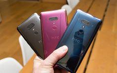 إتش تي سي تعلن رسميا عن هاتفها الرائد HTC U12#التقنية #التكنولوجيا #المصدر تك