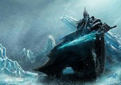 Lich king. Athas with Frostmourne