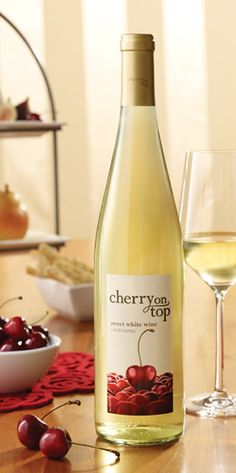 Cherry on Top : Best wine ever! Try it!