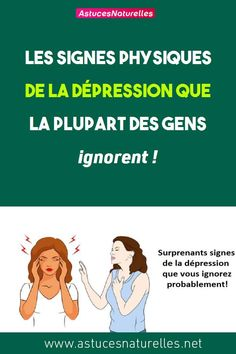 Depression Who Can Help Combattre Le Stress, Physique, Signs Of Depression, Ignorant, Burn Out, Burns, Memes, Natural Living, Health And Beauty