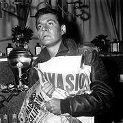"""War of the Worlds"" Gene Barry 1953, Paramount, **I.V."