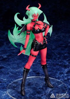 5ea03269a6c Alter Panty and Stocking with Garterbelt Scanty Scale PVC Figure Anime