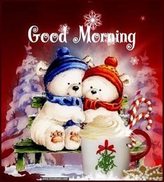 10 of the best christmas quotes and christmas images to start your morning Christmas Morning Quotes, Best Christmas Quotes, Good Morning Quotes For Him, Good Morning Greetings, Good Morning Messages, Good Morning Good Night, Christmas Scenes, Christmas Pictures, Morning Pictures