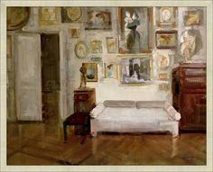 Interior Study – Sarah Virginia Home