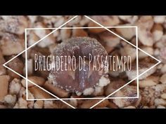 Brigadeiro de Passatempo