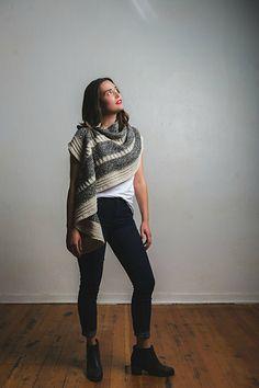 Feyre shawl