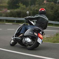 Vespa GTS 300: mine!