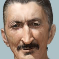 Portrait by Vladimir Pavlenko