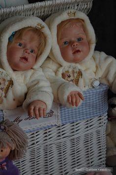 """Виталиночка и Иришка, или """"не было бы счастья, да несчастье помогло..."""" Детская Светланы Матляк / Куклы Реборн Беби - фото, изготовление своими руками. Reborn Baby doll - оцените мастерство / Бэйбики. Куклы фото. Одежда для кукол"""