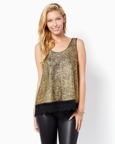 Party Girl Tank | Fashion Apparel & Clothing | charming charlie