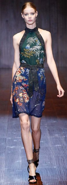 Gucci spring 2015, I like this!