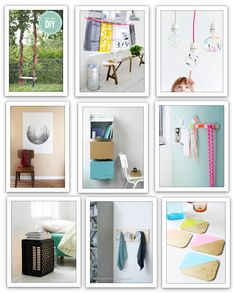 20 Beautiful Weekend Projects #DIY