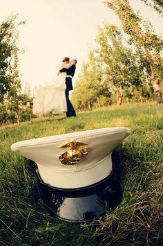 USMC wedding