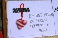 es gibt Menschen... Karten, card, papier, handegemacht. handmade, Liebe, Freundschaft