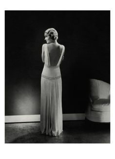 edward steichen VOGUE january 1933.