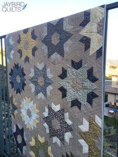 Day Break quilt by Jaybird Quilts