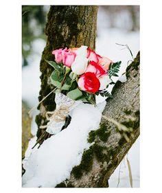 Snow Day - Winter wedding ideas