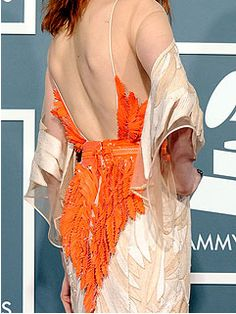 Florence Welch in Givenchy Couture