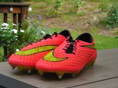Nike Hypervenom Phantom 1 SG 12 (Superfly Elite Vapor Magista Tiempo ACC). In excellent used condition! Feel free to message me if you have any questions! All sales are final!