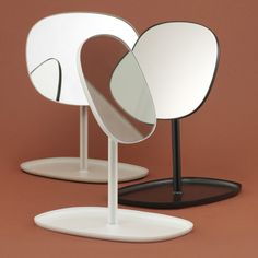 Flip mirror by Javier Moreno Studio for Normann Copenhagen