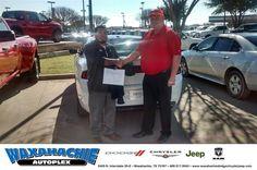 https://flic.kr/p/D6oNNq | Waxahachie Dodge Chrysler Jeep Customer Review | This was my first time coming here to the dealership and Billy is and was by far the best salesman I have encountered! I will advise anyone to looking for a new vehicle his way by far best salesman!!  juan, deliverymaxx.com/DealerReviews.aspx?DealerCode=F068&R...