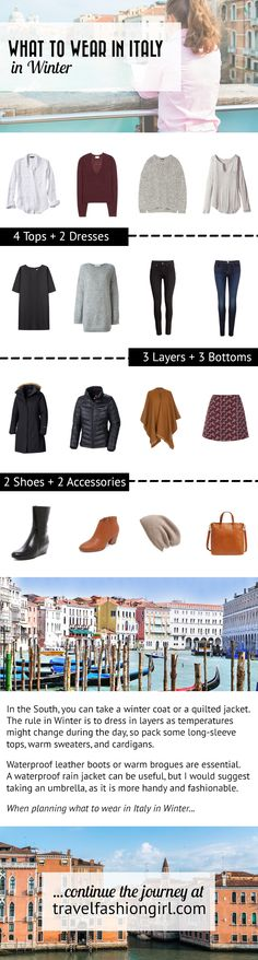 Wondering what to wear in Italy in Winter? Find more outfit ideas at travelfashiongirl.com