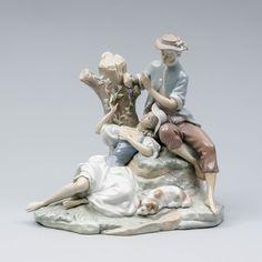 LLADRO, figuriini, keramiikkaa, k 27 cm l 29 cm. Greek, Design, Art, Art Background, Kunst, Performing Arts, Greece, Art Education Resources