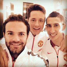 "Juan Mata: ""Ready for tomorrow! @ManUtd vs #Southampton."" #MUFC #premierleague 1.10.2015"