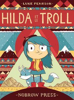 Couverture de Hilda (Luke Pearson) -1- Hilda et le Troll