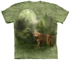New Design! Feel the Freedom of the Wolf when you wear this! ==>> NOTE: We make a donation to Organizations that Positively Influence the lives of wolves in North America with each order. *** THESE ar