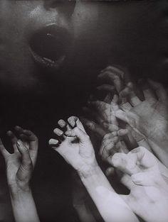 Zdzislaw Beksinski - Fotografía, escultura y texturas