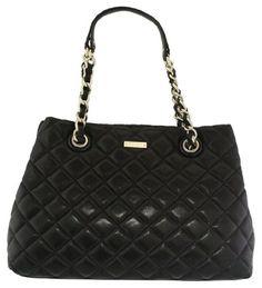 Kate Spade Gold Coast Maryanne Black Shoulder Bag.  Mine.  And I love it.