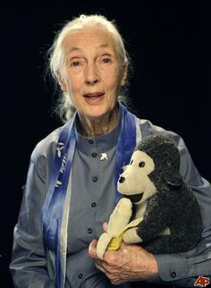 Jane Goodall Photo,Jane Goodall Pictures, Stills, Primatologist and