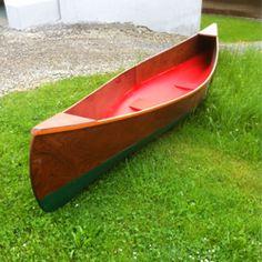 Kanue neu aus der Werkstatt Workshop
