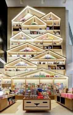 画廊 成都言几又IFS旗舰店 / 香港峻佳设计公司 - 2