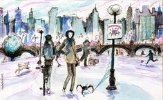"""New droidpet"" Ink, watercolor, crete, pencil on paper Canson Sketch artbook 8,5x5,5 inches 65 Lb 2015 Carlos Pardo ""Nueva mascota robot"" Tinta, acuarela, creta, lápices sobre papel Canson cuaderno de esbozo 21,6x14 cms 96gr/ m2 2015 Carlos Pardo #Droidpet #droidpets #sketchdroid #carlospardo. #artcarlospardo #futurelifestyle #artpaper #spanishpainter #Spainartist #cityscapefuture"