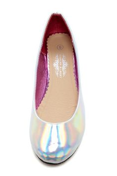 holographic flats! lovely