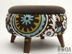 Roda Retro (Tapa Chocolate) - comprar online