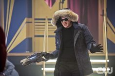 "The Flash -- ""Rogue Time""-- Image FLA116B_0232b -- Pictured: Wentworth Miller as Leonard Snart/Captain Cold -- Photo: Dean Buscher/The CW -- © 2015 The CW Network, LLC. All rights reserved.pn"