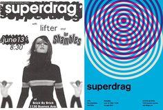 Swissted: Punk Rock Gig Posters Reinterpreted in Swiss Modernist Style   Mental Floss UK