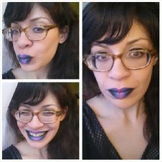 I made #gradient #lips with #occ #liptar