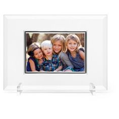 make your own statement glass frame 11x8 engraved glass frame no photo insert