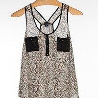 Daytrip Animal Print Tank Top - Women's Shirts/Tops   Buckle