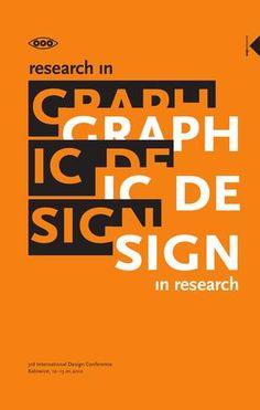 Research in graphic design