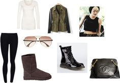 """""""Untitled #346"""" by gabizimbres on Polyvore"""