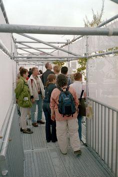 KLIMA-OASE: Es gab im Münchner Sommer 2005 auch kühle Tage.