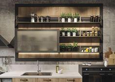 Dream Industrial Kitchen